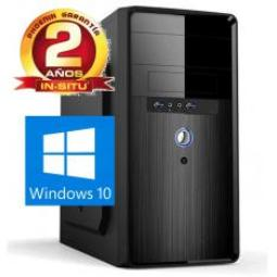 ORDENADOR PHOENIX MARS INTEL CORE I3, 4GB DDR4 2133, 1TB, RW, MICRO ATX, WINDOWS 10