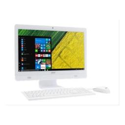 "PC AIO ACER AC20-720 J3060 4GB 1TB 19.5"" W10 BLANCO"