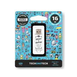 PENDRIVE 16GB TECH ONE TECH WINTER IS COMING