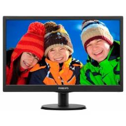 "PHILIPS 193V5LSB2 MONITOR 18.5"" LED 16:9 5MS"
