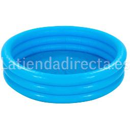 PISCINA HINCHABLE DE 3 AROS INTEX  147X33CM