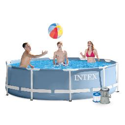 PISCINA DESMONTABLE INTEX CON DEPURADORA 305X76CM 28702