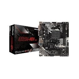 PLACA BASE ASROCK AM4 A320M-HDV R4.0