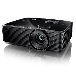 PROYECTOR OPTOMA DLP 3D DS315E 3600 LUMENS 800X600 SVGA 20000:1 VGA S-VIDEO AUDIO 10W  LAMPARA 6000 HORAS