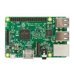 RASPBERRY PLACA BASE PI 3 MODELO B (182-8032)