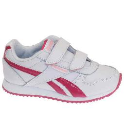 REEBOK ROYAL CLJOGG V47518 WHITE PINK