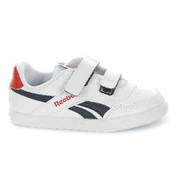 REEBOK ROYAL EFFECT WHITE/NAVY V55978 - ZAPATILLA CASUAL INFANTIL