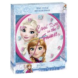 RELOJ DE PARED DE FROZEN (12/12)