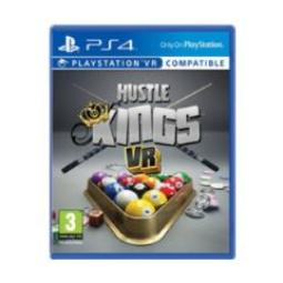SONY HUSTLE KINGS VR, PS4, PLAYSTATION 4, SOPORTE FÍSICO, DEPORTES, EPOS GAME STUDIOS, 13/10/2016, ESP