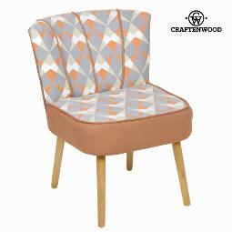 SILLóN ARCHIE TAPIZADO BY CRAFTENWOOD