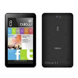 "TABLET CON 3G BILLOW X703B - QC 1.3GHZ - 8GB - 1GB RAM - 7""/25.6CM HD IPS - ANDROID 8.1 - DUAL CAM - WIFI N - BT - 2*SIM - BAT 2500MAH"