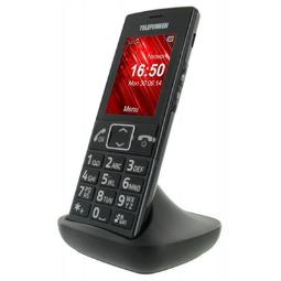 TELEFONO MOVIL TELEFUNKEN COSI TM130 BLACK DESPRECINTADO