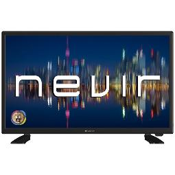 "TV NEVIR 24"" LED HD READY/ NVR-7431-24RD-N  HDMI/ USB-R/ NEGRO INCLUYE ADAPTADOR DE COCHE"