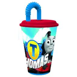 VASO CAñA DE PLASTICO VALUE 430ML THOMAS THE TANK