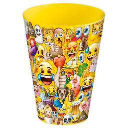 VASO VALUE PP 430 ML DE EMOJI (0/24)