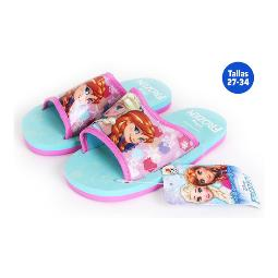 CHANCLAS DE PLAYA Y PISCINA
