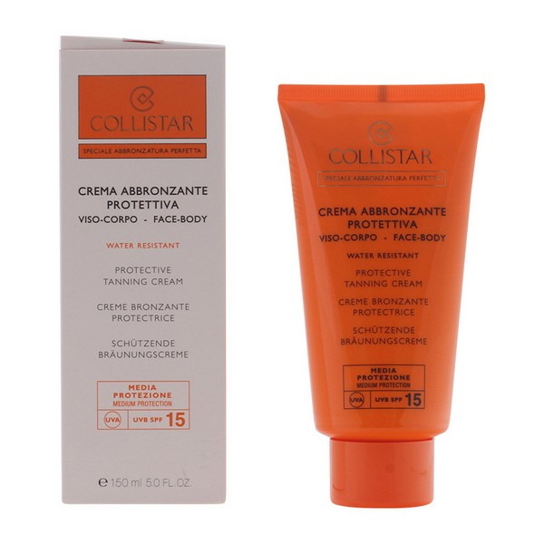 Bronceador Perfect Tanning Collistar Spf 15 (150 Ml)