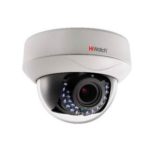 Camara Tvi Hd Hiwatch Domo Indoor Ds-t227-f