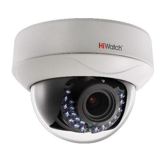 Camara Tvi Hd Hiwatch Domo Indoor Ds-t227