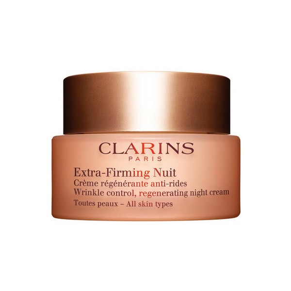 Crema Reafirmante Extra Firming Nuit Clarins (50 Ml)