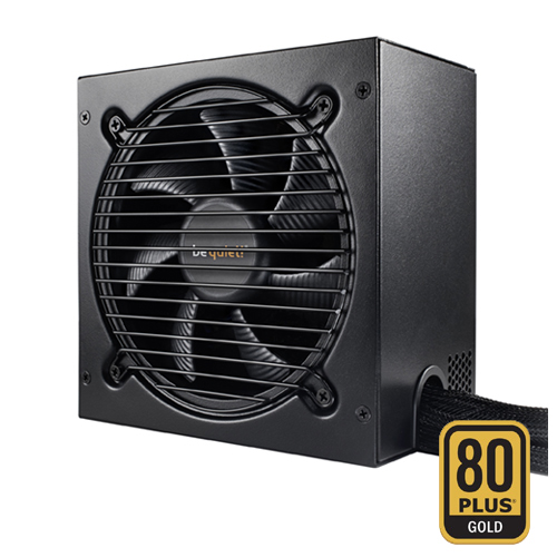 Fuente De Alimentacion Be Quiet! Pure Power 11 Gaming 600w 80+ Gold 0.0
