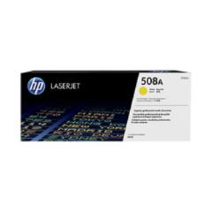 Hp 508a, Cartucho, Amarillo, Laser, Hp, Color Laserjet Enterprise M553, Estándar 0.0