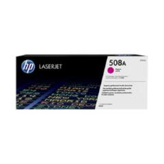 Hp 508a, Cartucho, Magenta, Laser, Hp, Color Laserjet Enterprise M553, Estándar 0.0