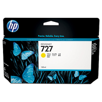Hp 727 130-ml Yellow, Amarillo, -25 - 55 °c, Hp Designjet, 5 - 40 °c, 20 - 80%, Inyección De Tinta