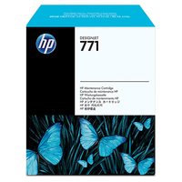 Hp 771 Designjet Maintenance Cartridge, 20 - 80%, 294 X 63 X 265 Mm, 5 - 40 °c, 20 - 80%, 5 - 40 °c, 294 X 63 X 265 Mm