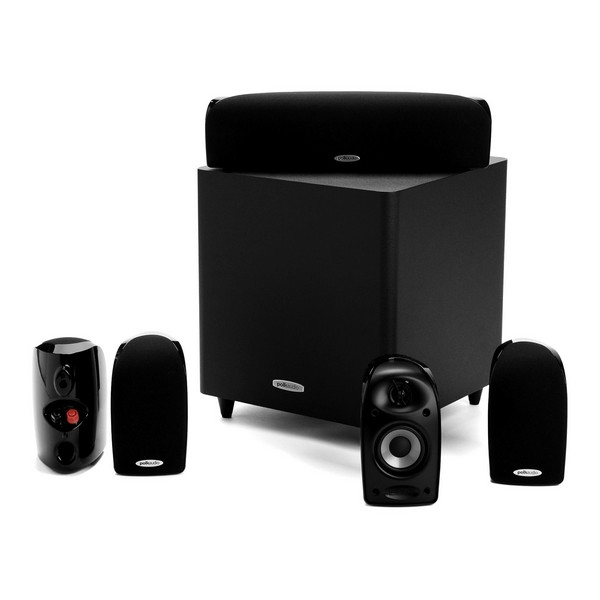 Home Cinema Polk Tl-1600 5.1 Lan 100w Negro