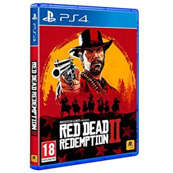 Juego Ps4 - Red Dead Redemption 2