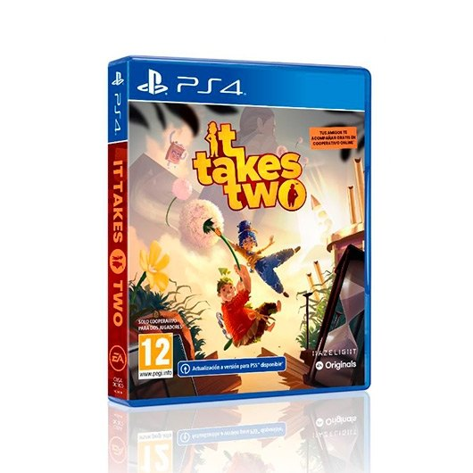 Juego Sony Ps4 It Takes Two Para Playstation 4 1101387