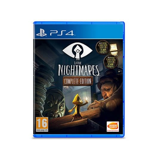 Juego Sony Ps4 Little Nightmares Complete Edition Incluye E