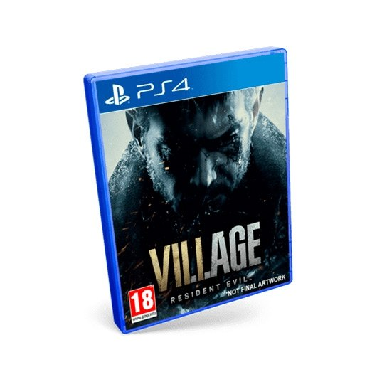 Juego Sony Ps4 Resident Evil Village Para Ps4 1063784