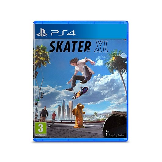 Juego Sony Ps4 Skater Xl
