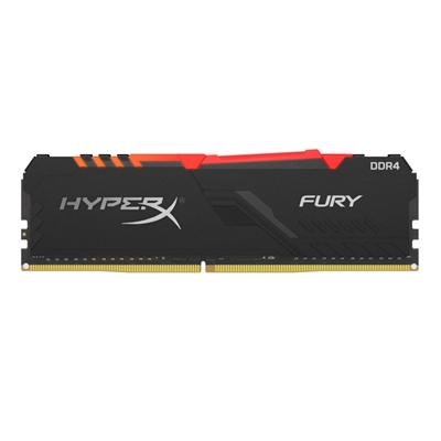 Kingston Hyperx Fury Ddr4 Rgb 8gb 2400mhz