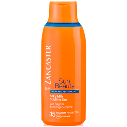 LANCASTER SUN BEAUTY SILKY MILK SUBLIME SPF15 175ML