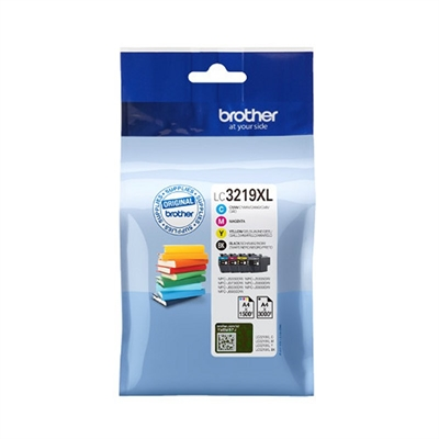 Lc3219xlval Inkcartridge Pack4 Supl 0.0