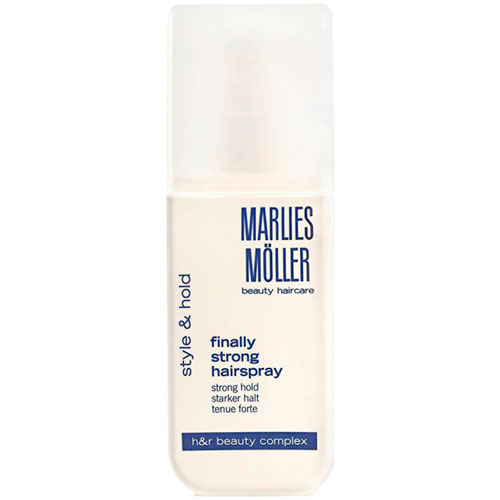 Marlies Moller Style Hold Finally Strong Hairspray 125ml