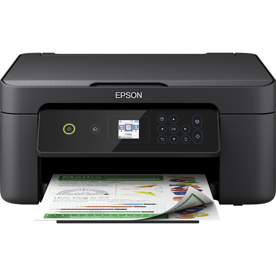 Multifuncion Epson Inyeccion Color Expression Home Xp-3105 A4/ 33ppm/ Usb/ Wifi/ Wifi Direct/ Lcd/ Duplex Impresion 0.0