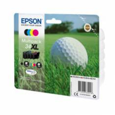 Multipack Epson T3476 Xl Wf3720/3720dnf/ Golf