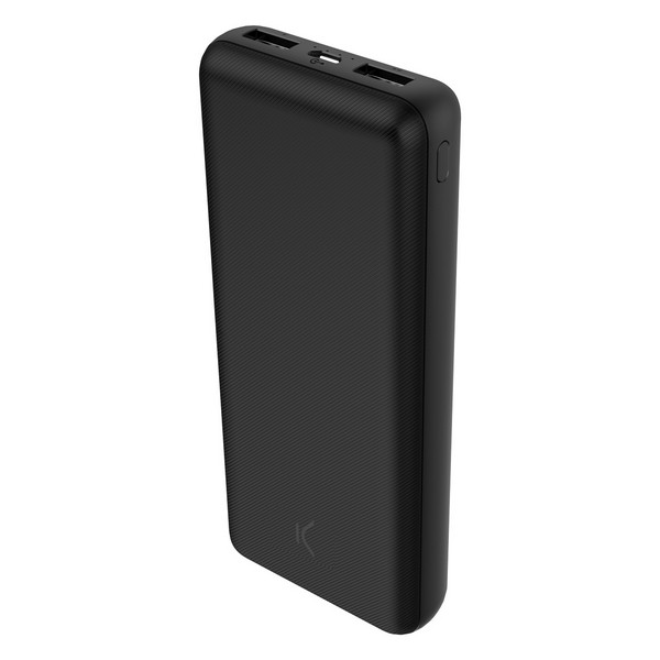 Power Bank 20000 Mah Negro