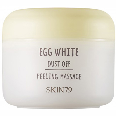 Skin 79 Egg White Dust Off Pealing Massage Exfoliante 100 Ml