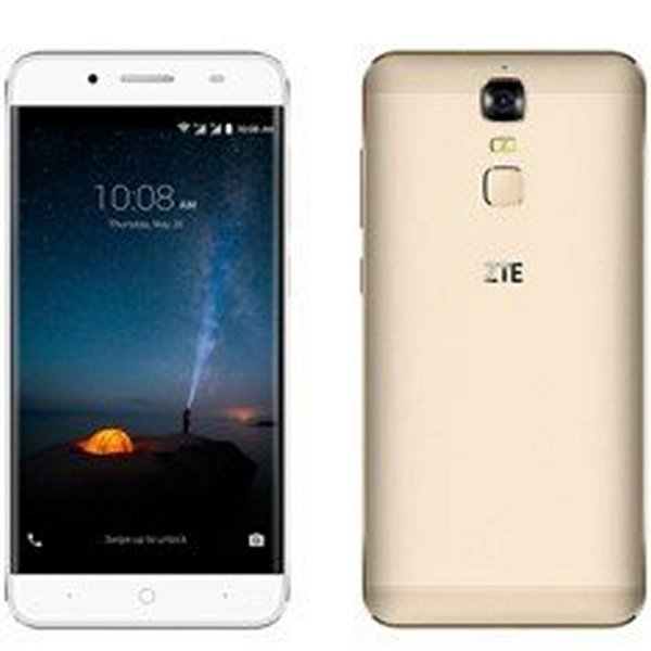 Smartphone Zte Blade A610plus 5,5 Fhd Ips Quad Core 33 Gb 2 Gb Ram Gps 4g Android 6.0 Oro