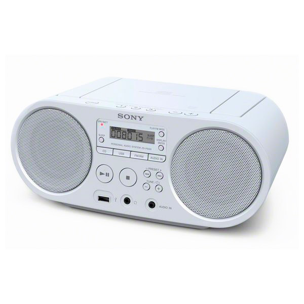 Sony Zs-ps50 Radio