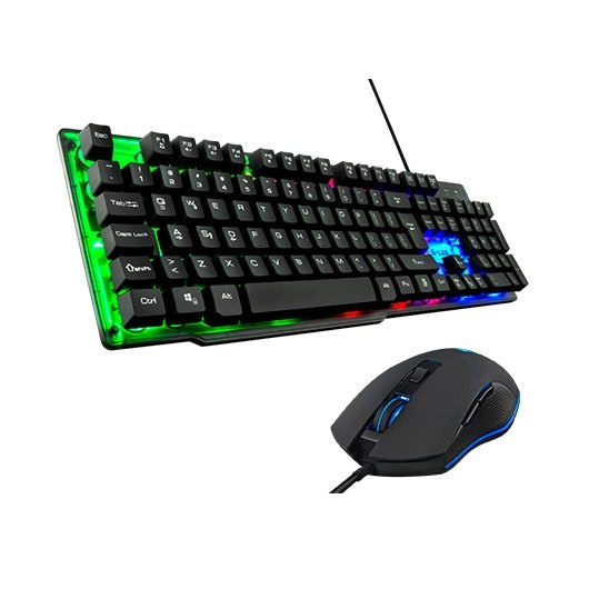 Tec+rat The G-lab Gaming Combo Zinc
