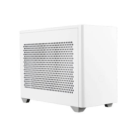 Torre Mini-itx Cooler Master Masterbox Nr200 Blanc Lateral