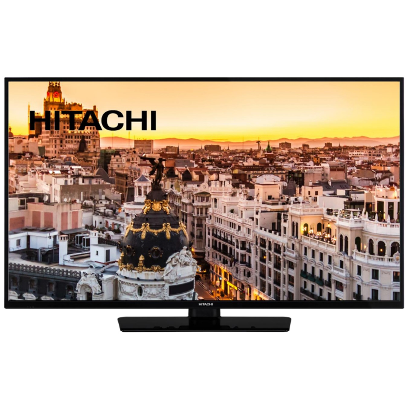 Tv Hitachi 32 Led Hd/ 32he1000/ 2 Hdmi/ 1 Usb/ Modo Hotel/ A+/ 200 Bpi/ Tdt2/ Satelite 0.0