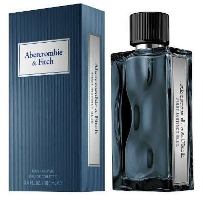 ABERCROMBIE INSTINCT BLUE MEN EDT 100 ML