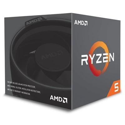 AMD RYZEN 5 2600X 4.25GHZ 19MB 6 CORE 95W AM4 MICROPROCESADORES